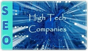 SEO-and-Hightech-companies