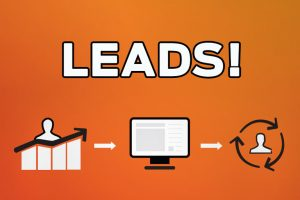 Leads-on-the-social-media