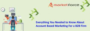 B2B Account Based Marketing