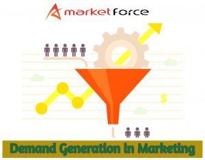 Demand generation in marketing