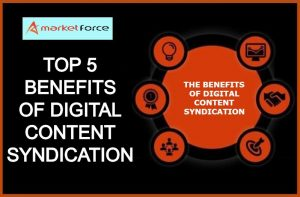 What are the benefits of digital content syndication?